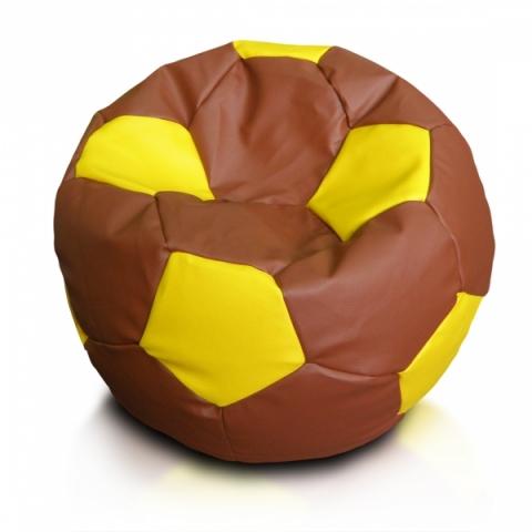 Pufa Piłka Nożna S Kolorowy Fotel Kibica Worek Sako Dla